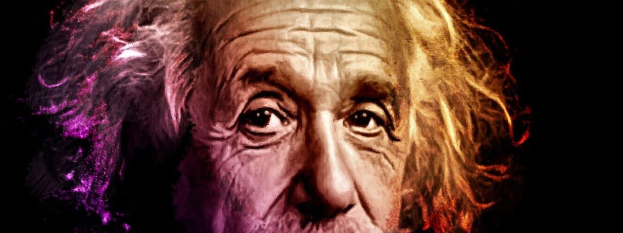 Albert Einstein and the creator-God of relativity theory