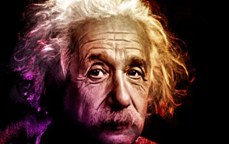 Albert Einstein and the creator-God of relativity theory