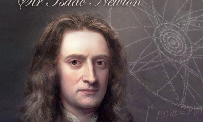 The amazing spiritual life of Isaac Newton