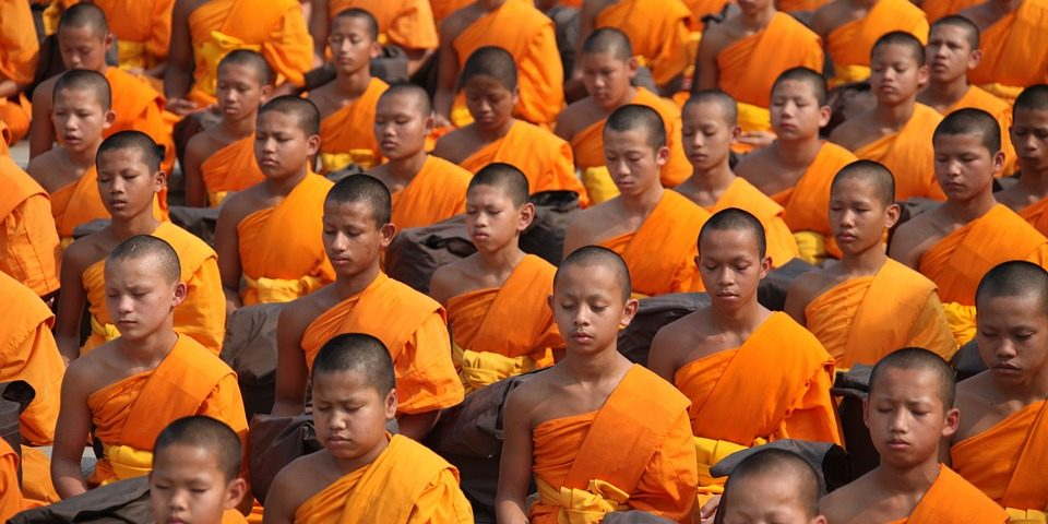 Meditation and spiritual development