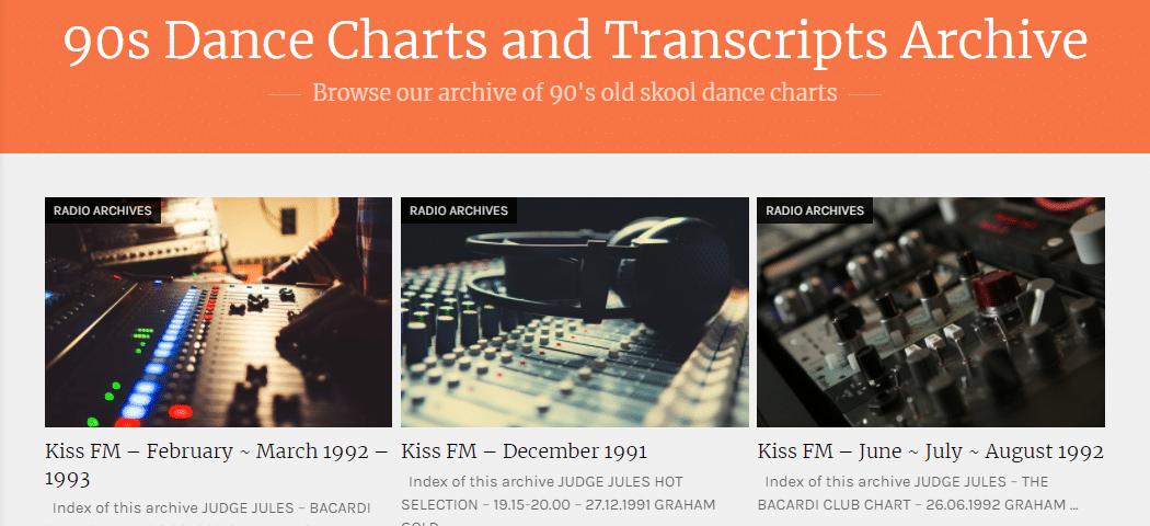 Radio Archive UK